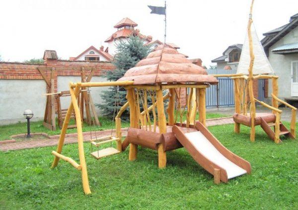Игровая мини-площадка