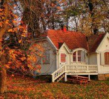 Осенняя дача
