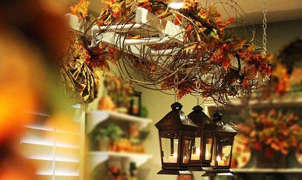 Осенние листья для украшения