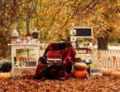 Осенняя фотозона