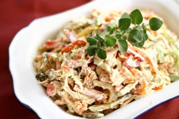 Готовый салат «Маскарад»