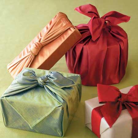 Тканевые подарки
