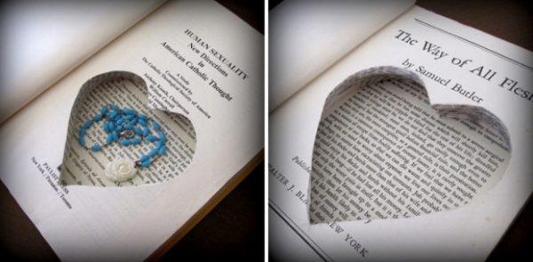 Подарок в книге