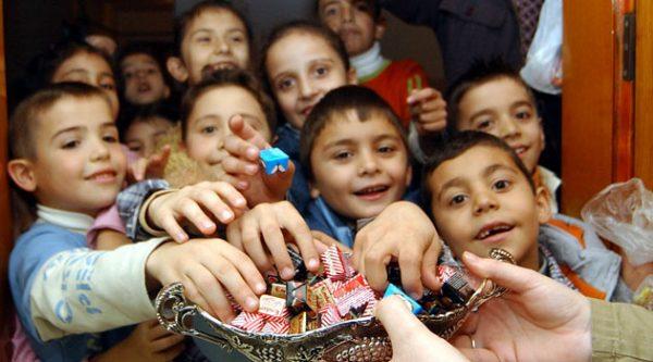 Обычаи в домах Турции