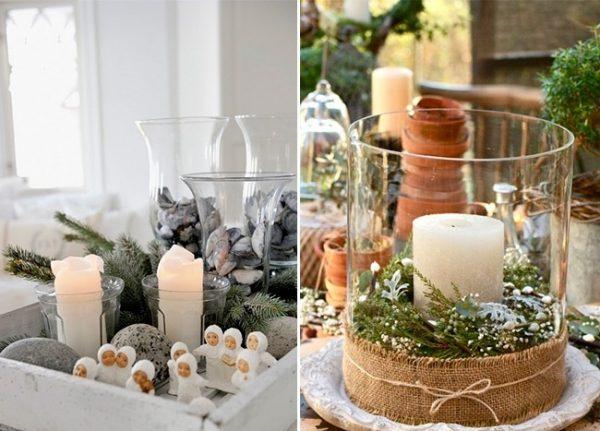 Скандинавские свечи