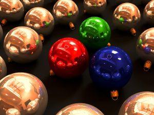 Ёлочные шары