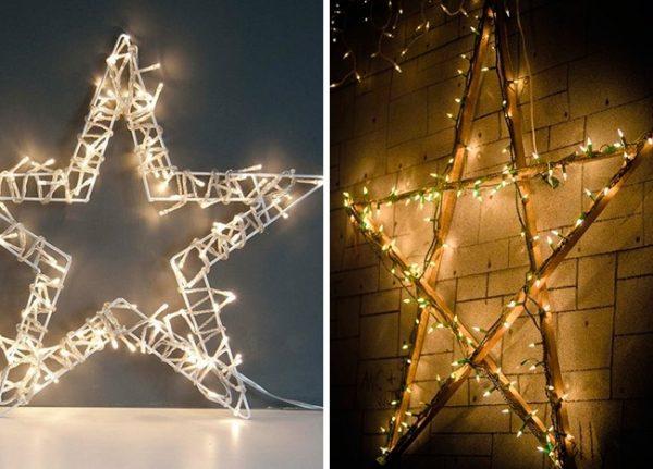 Сияющие звёзды