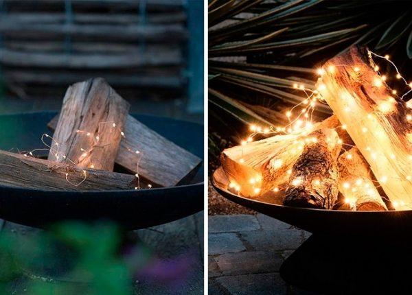 Почти настоящий огонь
