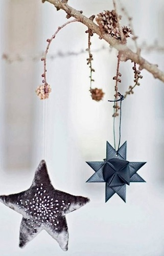 Звёзды на ветках
