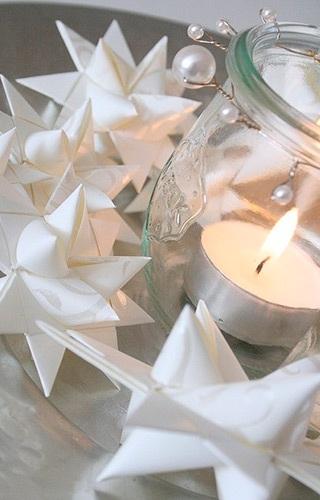 Бумажные звёзды