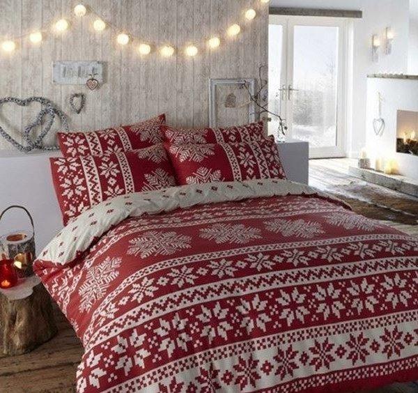 Новогоднее постельное бельё