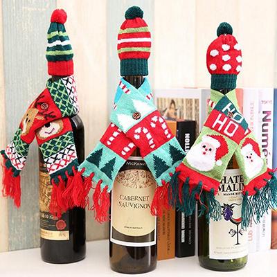Зимний комплект для бутылок