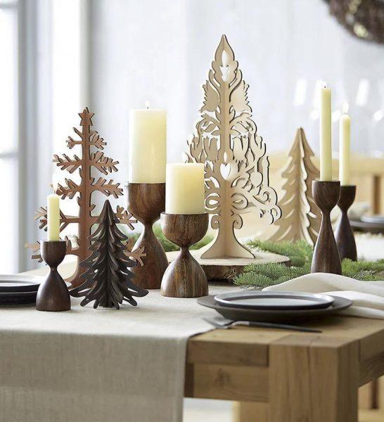 Деревянный декор