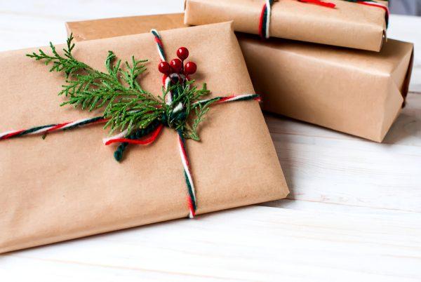 Украшение подарка