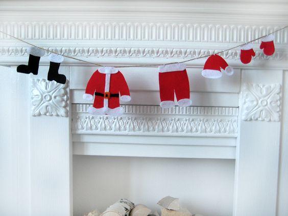 Одежда Деда Мороза