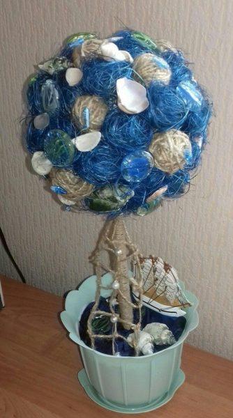 Морской топиарий