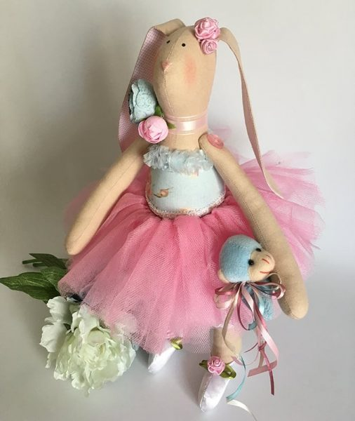 Тильда-балерина
