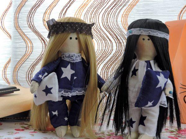 Куклы в пижамах
