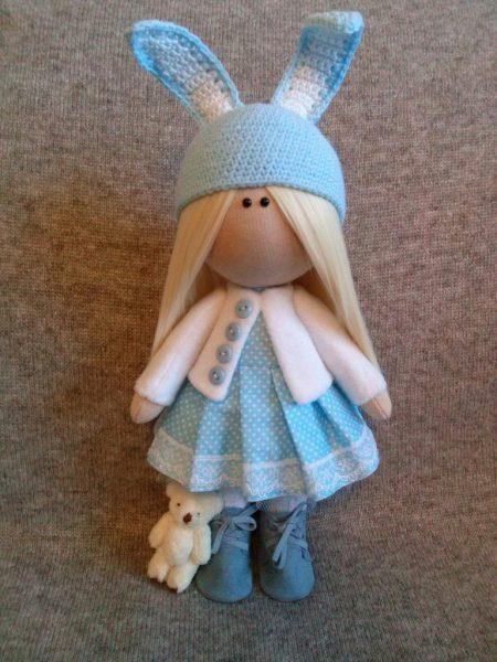 Зимняя куколка
