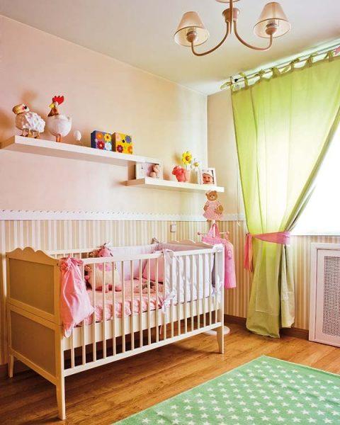 Комната для самых маленьких