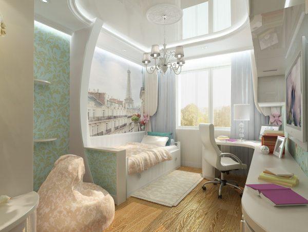 Шикарная комната