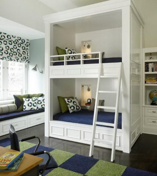 Отдельная спальная зона