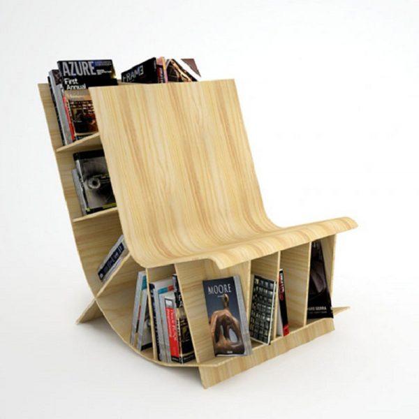 Полка-кресло