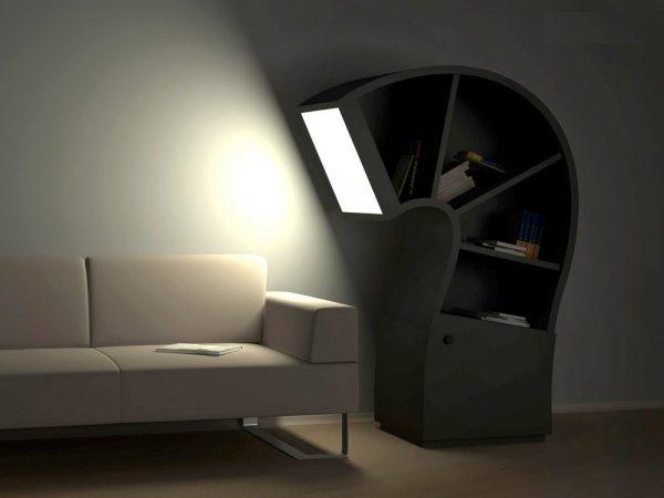 Подсветка на диван