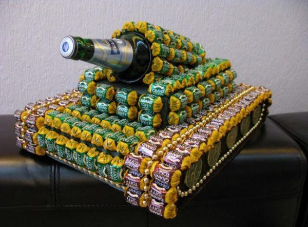 Сладкий танк