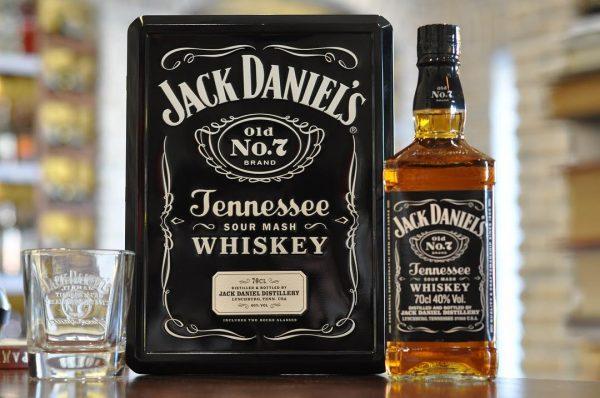 Набор виски Джек Дениелс