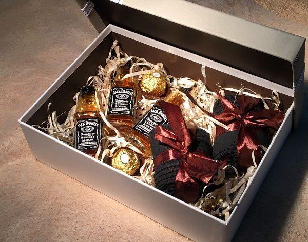 Праздничная коробочка