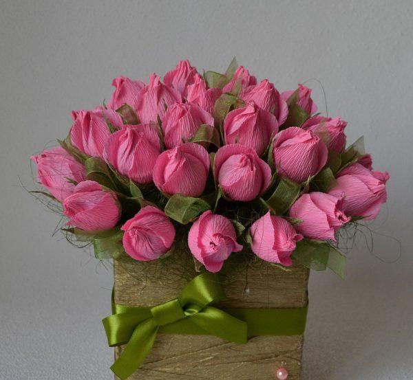 Бутоны роз