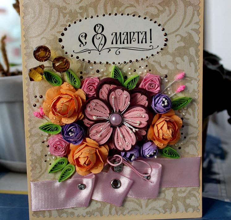 Картинки для, картинки на 8 марта красивые открытки своими руками