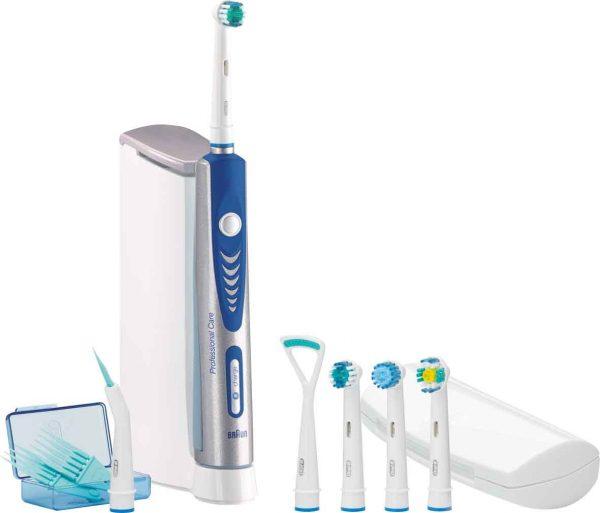 Зубная щётка с насадками