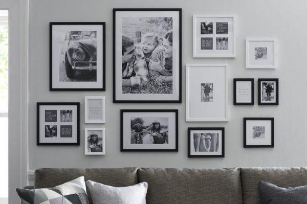 Чёрно-белые фотографии