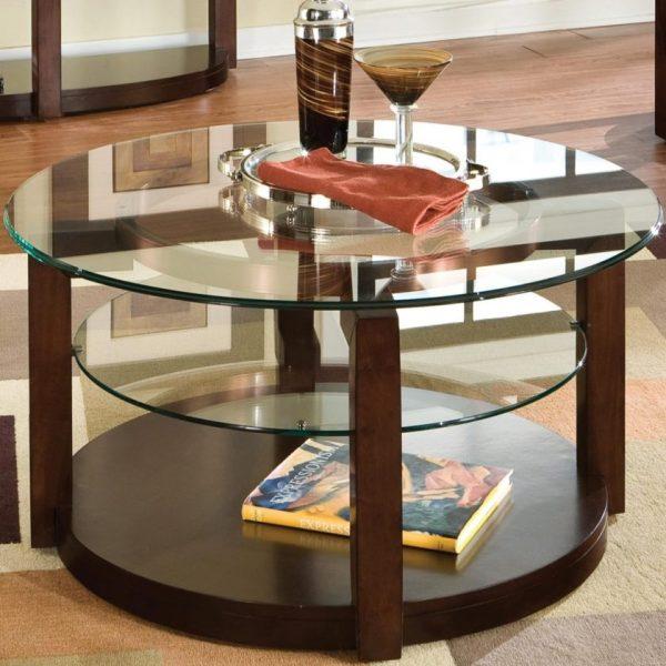 Деревянные ножки и основание столика
