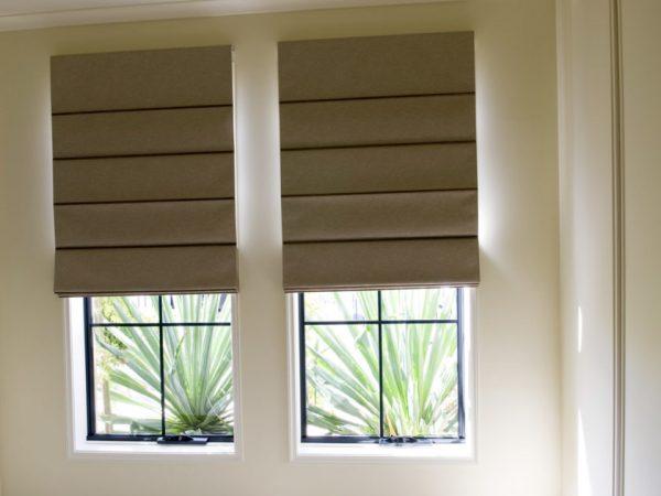 Симметричные шторы