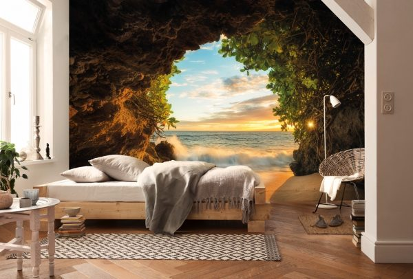 Райский уголок в спальне
