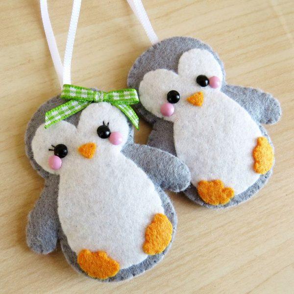 Пингвинята из фетра