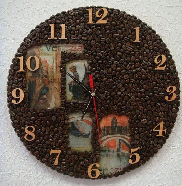 Ароматные часы