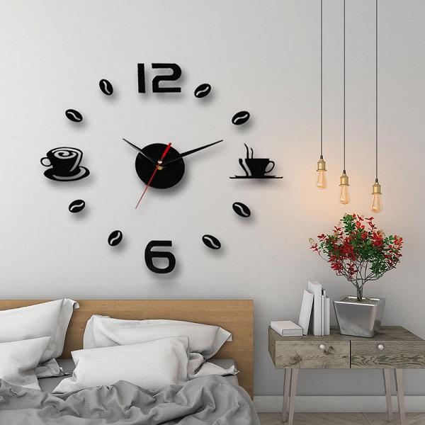 Часы с кухонной тематикой