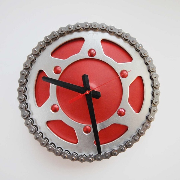 Часы велосипедиста