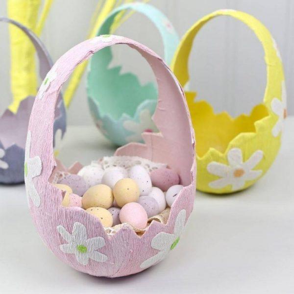 Корзина для яичек