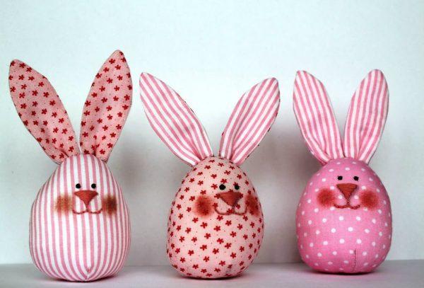 Ушастые пасхальные кролики