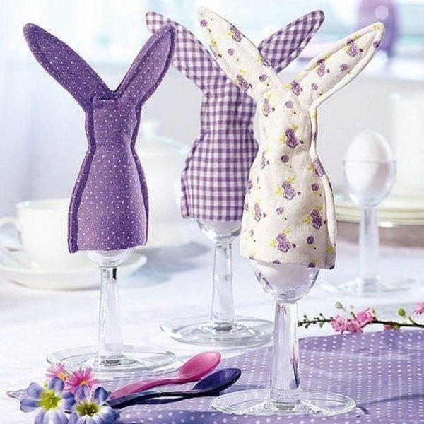 Чехлы в виде кроликов