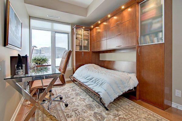 Кабинет и гостевая комната