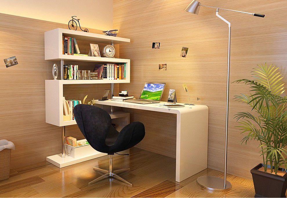 Как задействовать пространство в углах помещения?