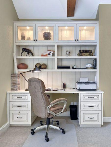 Конструкция для рабочего мини-офиса