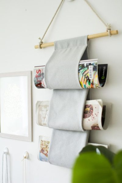 Хранение газет и журналов