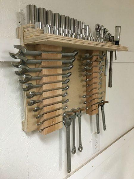 Конструкция для ключей